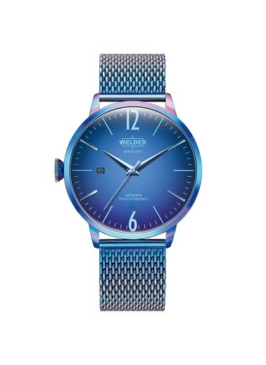 Welder Watch Saat Mavi